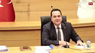 Akhisar Belediyesi yeni yılın ilk meclis toplantısı yapıldı