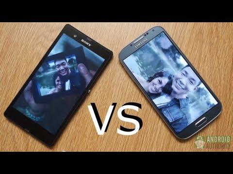 Galaxy S4 vs Xperia Z - La batalla definitiva // Pro Android