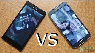 Galaxy S4 vs Xperia Z - La batalla definitiva // Pro Android