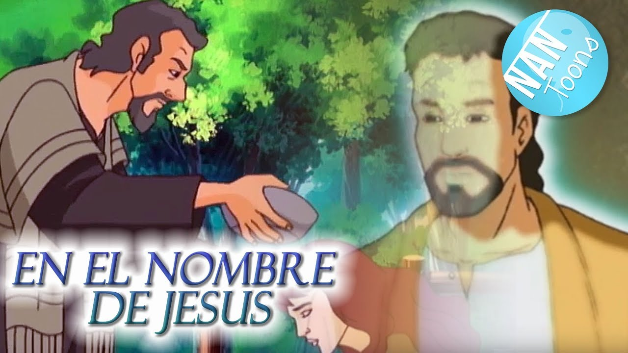 Ver HECHOS DE LOS APÓSTOLES pelicula | EN EL NOMBRE DE JESUS | dibujos animados en español en Español