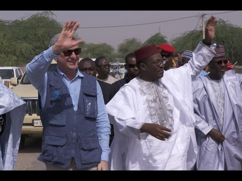 Niger: UN Refugee Chief Visits Diffa