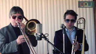 Bill Watrous and Paul the Trombonist
