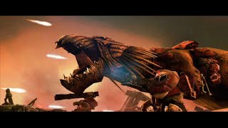 Империя Тау - Warhammer 40000: Dawn of War - Soulstorm #1