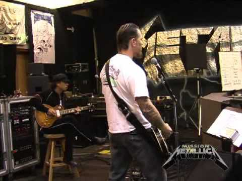 Mission Metallica: Fly on the Wall Clip (May 28, 2008) Thumbnail image