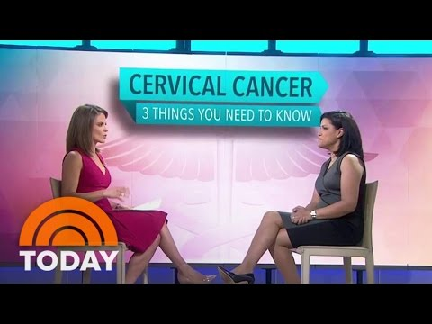 3 Important Things Every Woman Should Know About Cervical Cancer | TODAY