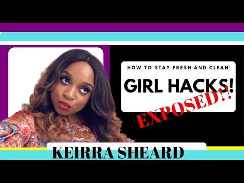 5 FEMININE HYGIENE TIPS YOU NEED TO KNOW IN 2019! | KIERRA SHEARD thumbnail