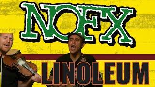 Linoleum - NOFX (cover)