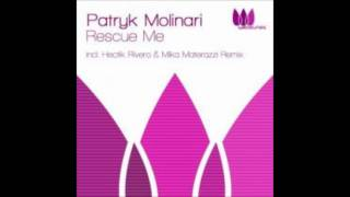 Patryk Molinari - Rescue Me (Original Mix)
