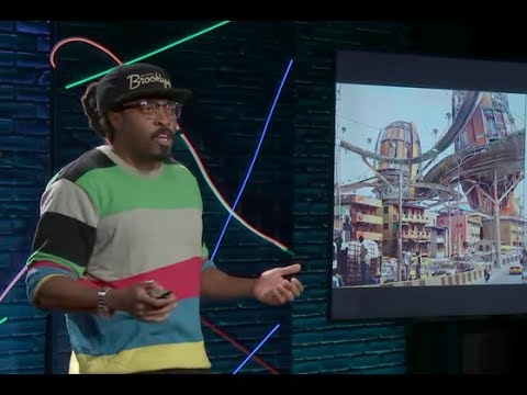 Art and architecture that disrupts urban spaces | Olalekan Jeyifous