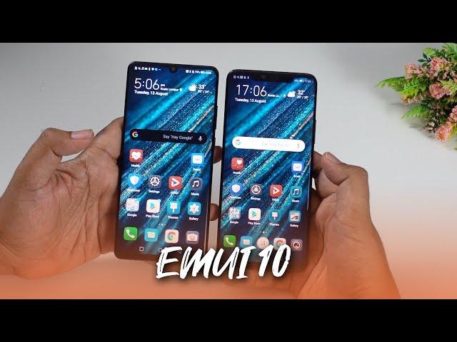 Perkara Baru Pada EMUI 10 (Android Q)