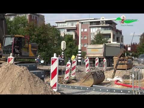 Nieuwe Rotonde Centrum Schaesberg deel1