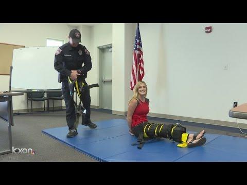 The Wrap makes for a safer arrest