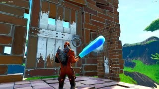Build MASSIVE or TINY Structures in Creative Mode with this NEW Fortnite Glitch