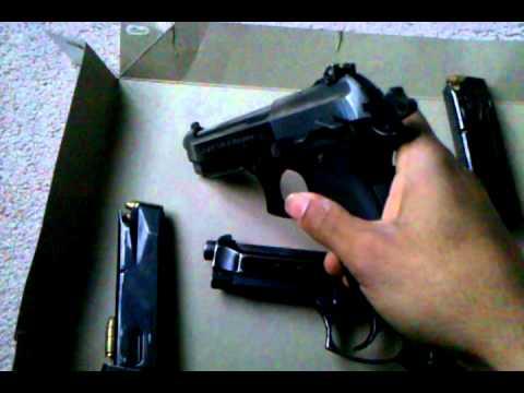 Taurus vs Beretta 9mm