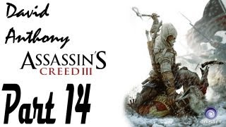 Assassins Creed 3 Part 14 Building My Homestead (Commentary)