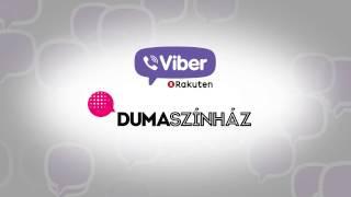 Dumaszínház a Viberen! | Dumaszínház