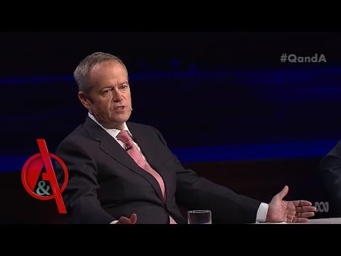 USA Or China? Bill Shorten On The Value Of Australia's International Relationships | Q&A