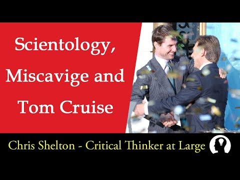 Scientology, David Miscavige and Tom Cruise ft  Marc Headley