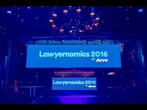 Avvo Lawyernomics 2016 Recap