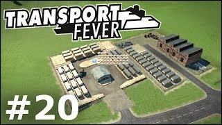 Transport Fever #20 - Chlebkowe imperium