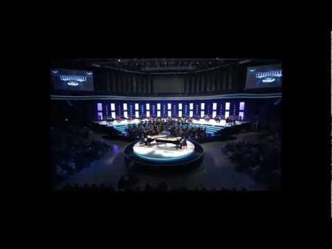 52 PIANISTS: LANG LANG, HERBIE HANCOCK, Georgie Herrera & 49 young pianists at O2 World Berlin