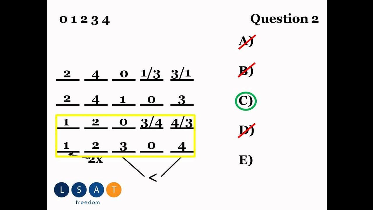 June 2007 lsat explanations section 1 1st logic game june 2007 lsat explanations section 1 1st logic game questions 1 5 ccuart Images