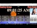 Learn how to create a responsive digital clock web application with JavaScript, CSS3, HTML5