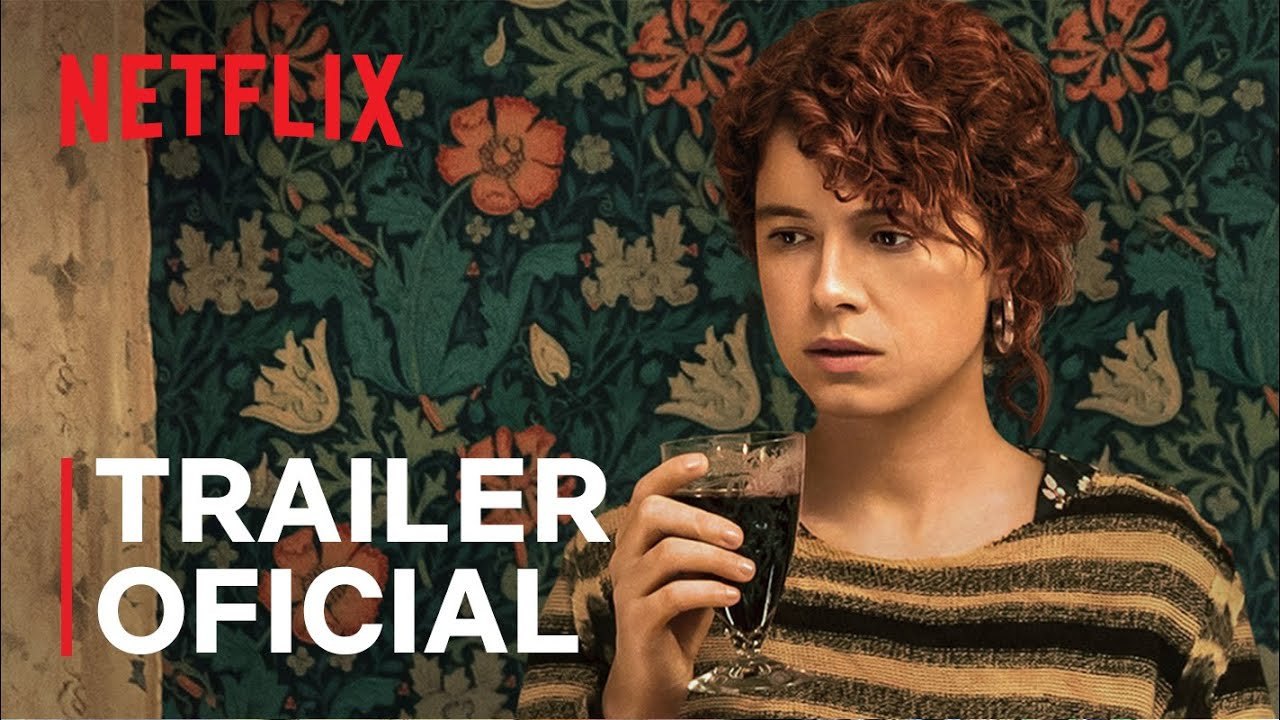 Tudo Acaba Agora | um filme de Charlie Kaufman | Trailer oficial | Netflix