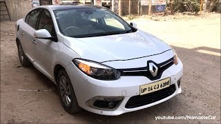 Renault Fluence Dci E4 2017 | Real-life Review