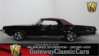 1967 Pontiac Bonneville Now Featured in Our Milwaukee Showroom #58-MWK