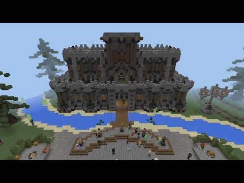 Minecraft at E3 2017: Servers are coming to mobile and console!