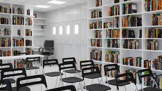 Пока нет читателей. В Липецке ремонтируют сразу пять библиотек