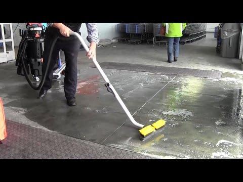 metoda stříkat a mop dřevěné podlahy čistič