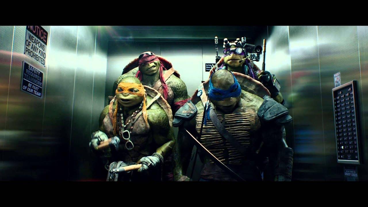 As Tartarugas Ninjas No Deviantart Gifs: Opiniones De Las Tortugas Ninja (película