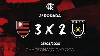 Flamengo x Volta Redonda Ao Vivo - Maracanã