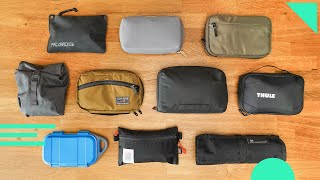 These 10 Tech Pouches Will Help Organize & Protect Your Tech Essentials