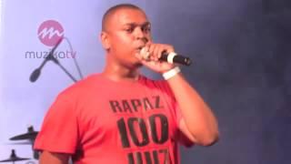 Alô alô Cabo Verde Live at Gamboa