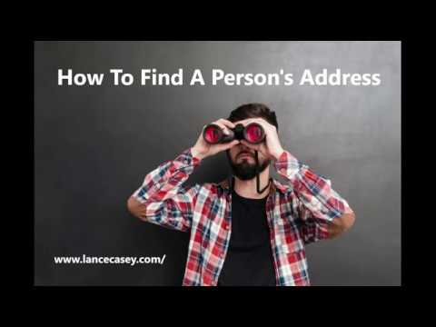 SKIP TRACE SEARCH | How To Locate A Person