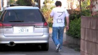 狭い駐車場の駐車テクニック thumbnail