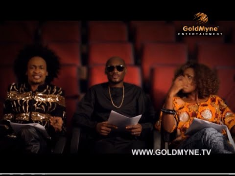 Tuface, Denrele and Majid Michel in 'MAKE A MOVE' By Ivie Okujaye