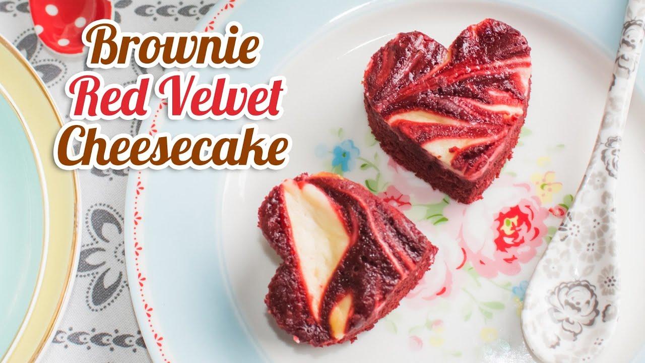 Brownie red velvet cheesecake 2 mesa dulce para baby - Tarta red velvet alma obregon ...