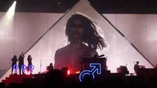 """""""Run for Cover"""" The Killers@Madison Square Garden New York 1/12/18"""