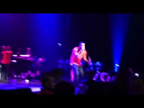 The Game -The City (feat Kendrick Lamar ), Red Nation Live HD