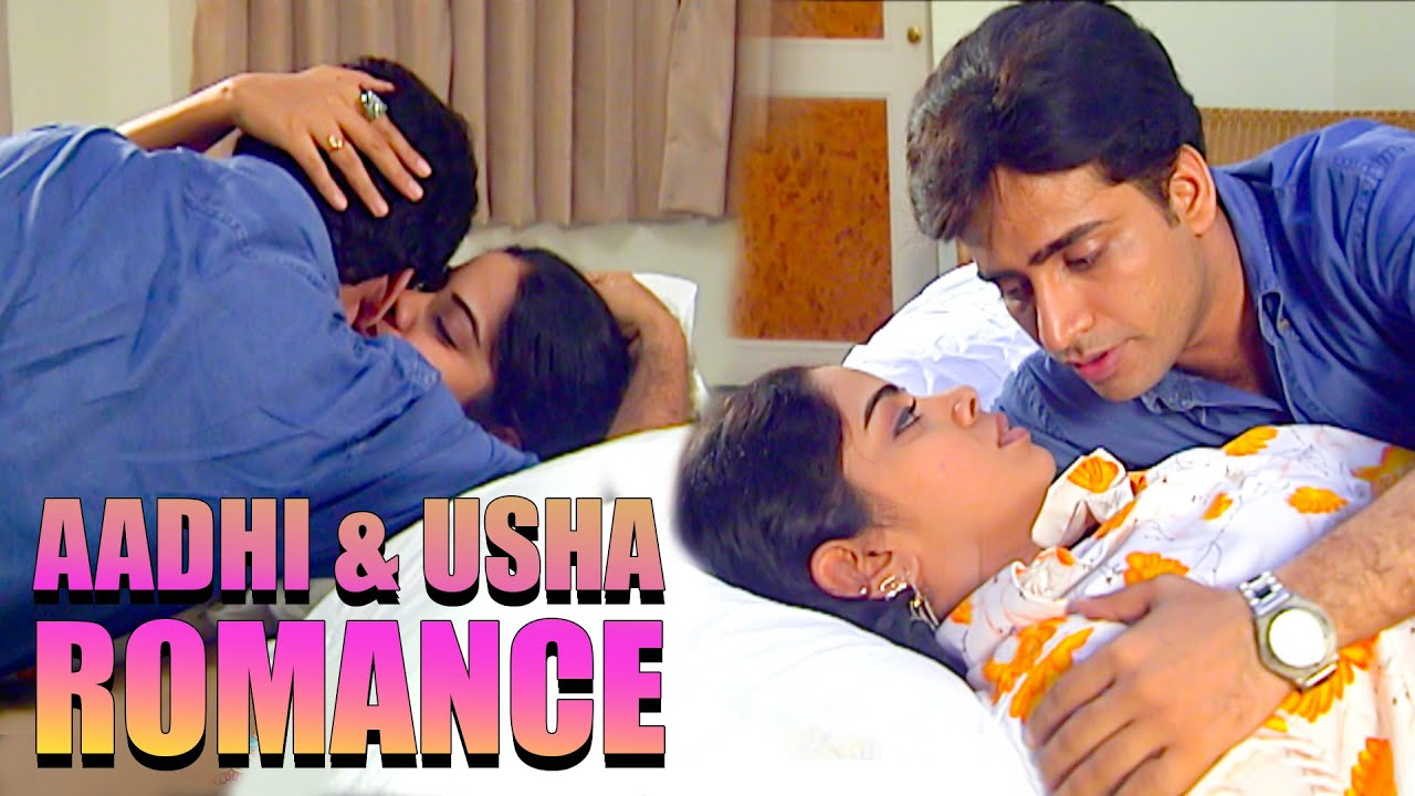 Download Aadhi & Usha get close during hotel stay on business trip   Best of Kolangal