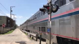 Amtrak Texas Eagle #22 Lockport, Illinois