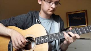 Death Cab For Cutie - I´ll follow you into the dark (Fingerstyle)