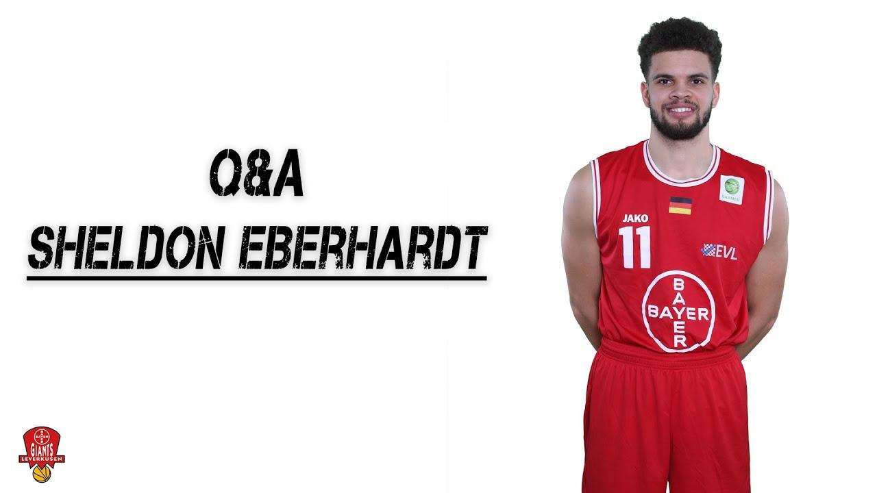 Q&A mit Sheldon Eberhardt | BAYER GIANTS Leverkusen
