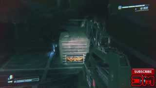 Aliens Colonial Marines - All Collectables Locations Mission 10