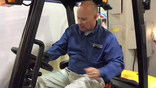 Pennell Forklift Presents the Hyundai Forklift 30D-9