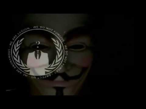 Message Anonymous Tunisie au Banque Central BCT et aux réseaux bancaire tunisien